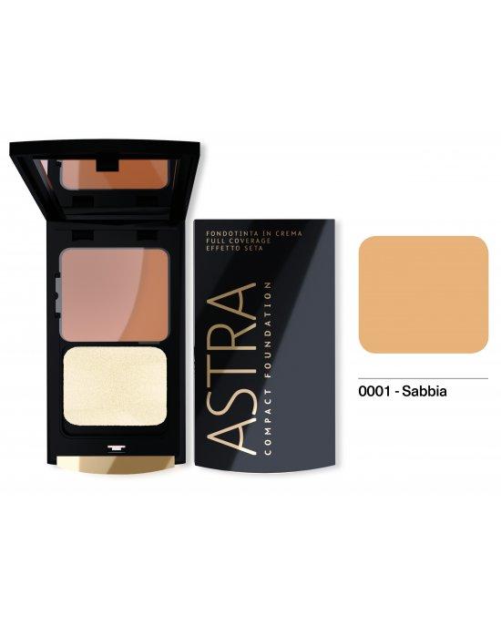 Astra Compact Foundation Sabbia