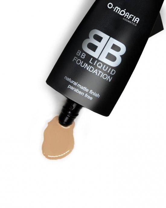 O-morfia BB liquid foundation No4