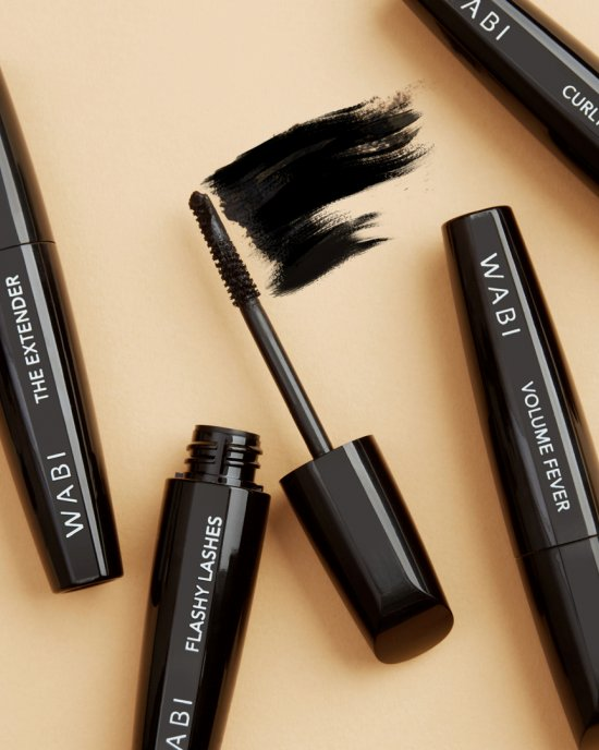 WABI Curly Diva Mascara Black