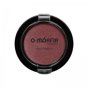 O-morfia Single Eyeshadow - Royal Burgunde