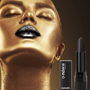 O-morfia Metallic Lipstick - Star In The Night