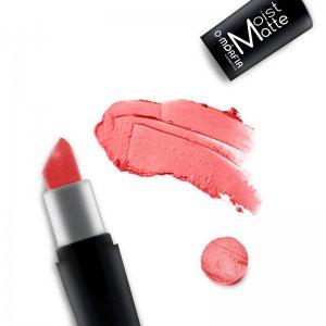 O-morfia Moist Matte Lipstick - Coral Kiss