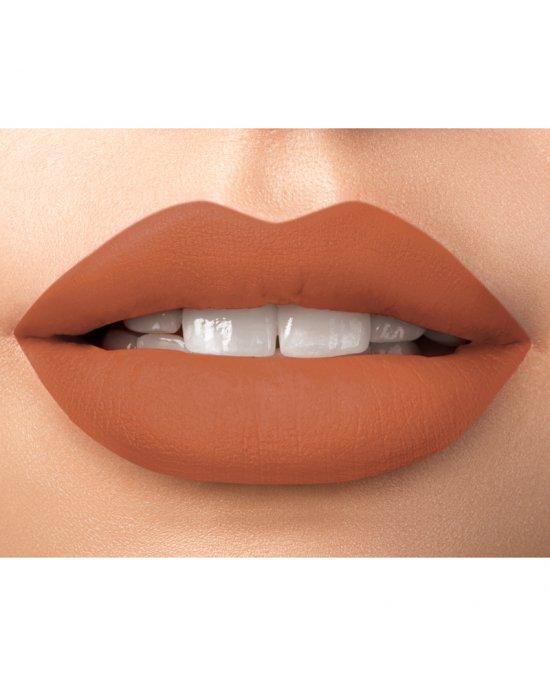 WABI Adored Color Velvet Lipstick - Marigold
