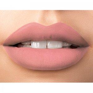 WABI Adored Color Velvet Lipstick - Peony