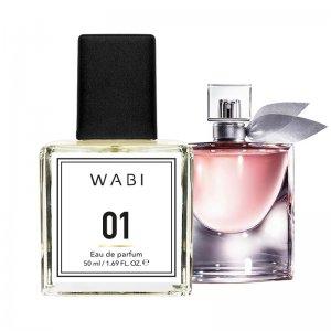 WABI PERFUME No 01 - TYPE LA VIE EST BELLE 50ML