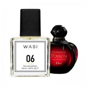 WABI PERFUME No 06 -  TYPE HYPNOTIC POISON 50ML