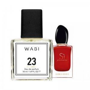 WABI PERFUME No 23 -  TYPE HYPNOTIC POISON 50ML