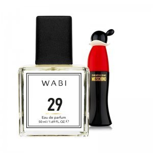 WABI PERFUME No 29 -  TYPE MOSCHINO CHEAP & CHIC 50ML
