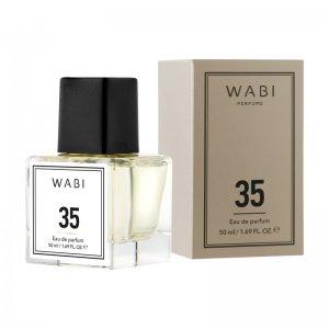 WABI PERFUME No 35 -  TYPE J'ADORE DIOR 50ML