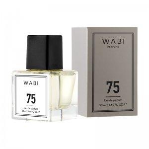 WABI PERFUME No 75 -  TYPE HUGO BOSS 50ML