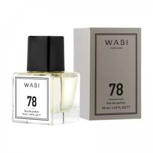 WABI PERFUME No 78 -  TYPE LEGEND - MONT BLANC 50ML