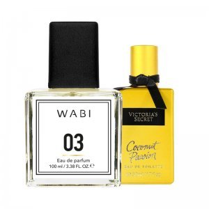 WABI PERFUME No 03 - TYPE COCONUT PASSION 100ML