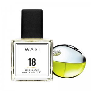 WABI PERFUME No 18 -  TYPE DKNY BE DELICIOUS 100ML