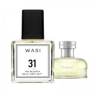 WABI PERFUME No 31 -  TYPE WEEKEND BURBERRY 100ML