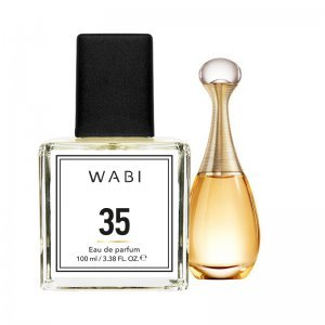 WABI PERFUME No 35 -  TYPE J'ADORE DIOR 100ML