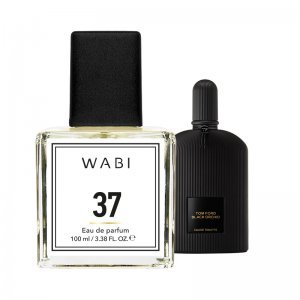 WABI PERFUME No 37 -  TYPE TOM FORD BLACK ORCHID 100ML