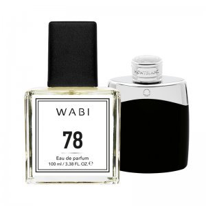 WABI PERFUME No 78 -  TYPE LEGEND - MONT BLANC 100ML