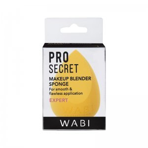 WABI MAKE UP BLENDER SPONGE - EXPERT