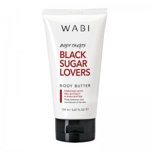 WABI Body Butter Black Sugar Lovers