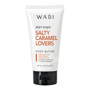 WABI Body Butter Salty Caramel Lovers