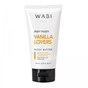 WABI Body Butter Vanilla Lovers