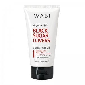 WABI Body Scrub Black Sugar Lovers