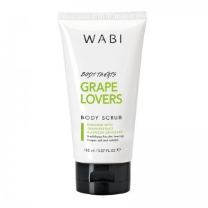 WABI Body Scrub Grape Lovers