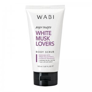 WABI Body Scrub White Musk Lovers