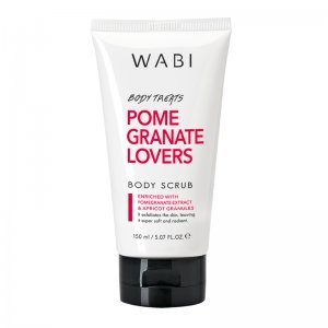 WABI Body Scrub Pomegranate Lovers
