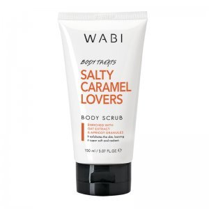 WABI Body Scrub Salty Caramel Lovers