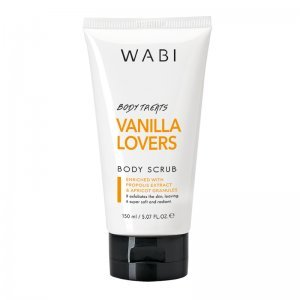 WABI Body Scrub Vanilla Lovers
