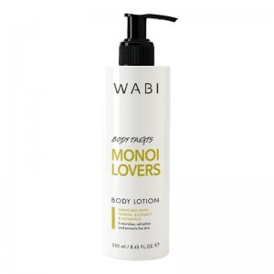 WABI Body Lotion Monoi Lovers