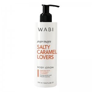 WABI Body Lotion Salty Caramel Lovers