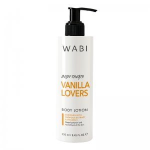 WABI Body Lotion Vanilla Lovers