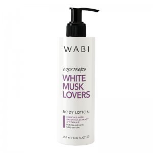 WABI Body Lotion White Musk Lovers