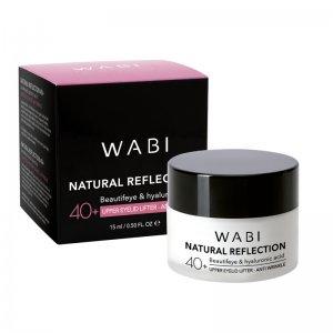 WABI Natural Reflection Anti-wrinkle Eye Cream 40+