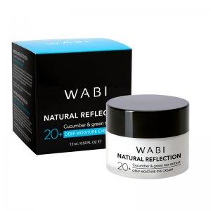 WABI Natural Reflection Moisture Eye Cream 20+
