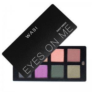 WABI 8 Eyeshadow Palette - Daily Dress