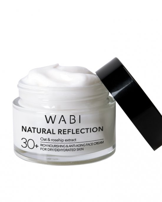 WABI Natural Reflection Face Cream - Dry Skin 30+