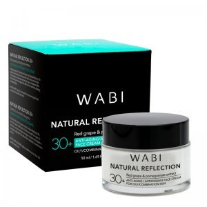 WABI Natural Reflection Face Cream - Oily/Combination Skin 30+