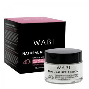 WABI Natural Reflection Face Cream - Dry Skin 40+