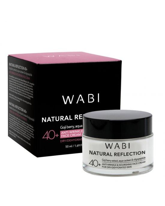 WABI Natural Reflection Face Cream - Dry Skin 40+
