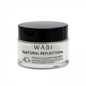 WABI Natural Reflection Face Cream - Oily/Combination Skin 40+