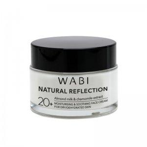 WABI Natural Reflection Face Cream - Dry Skin 20+