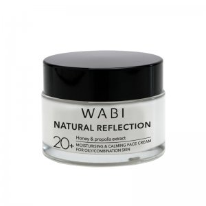 WABI Natural Reflection Face Cream - Oily/Combination Skin 20+