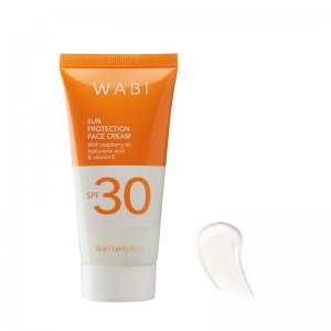 WABI SUN PROTECTION FACE CREAM  SPF 30