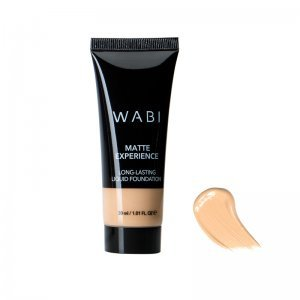 WABI Matte Experience Liquid Foundation - 104
