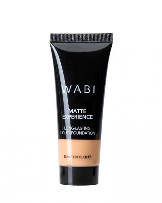 WABI Matte Experience Liquid Foundation - 106