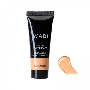 WABI Matte Experience Liquid Foundation - 107