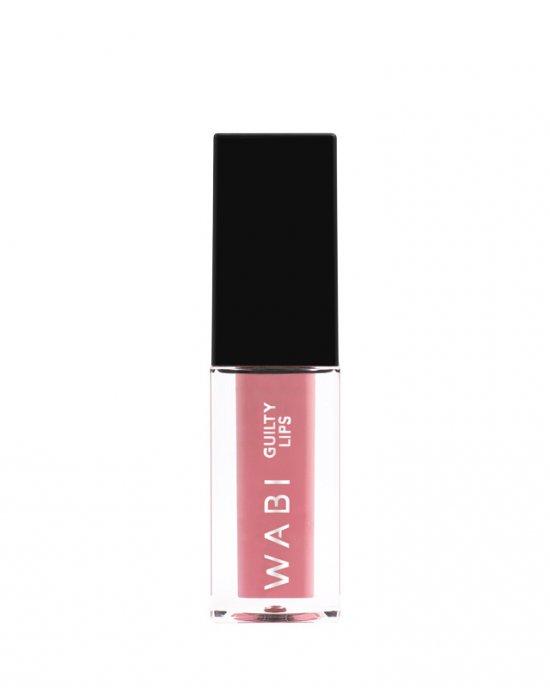 WABI Guilty Lips Lip Gloss - Viva La Romance